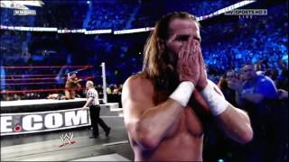 WrestleMania XXVI ► The Undertaker Vs Shawn Michaels (Streak vs. Career Match)