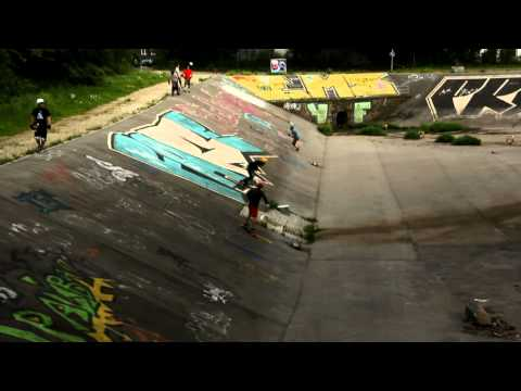 Euro Tour 2011 Episode 1: Germany Freeriding
