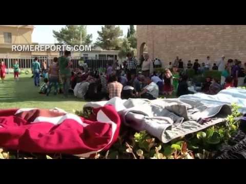 """Francisco adopta la doctrina de """"injerencia humanitaria"""" ante la masacre en Irak"""