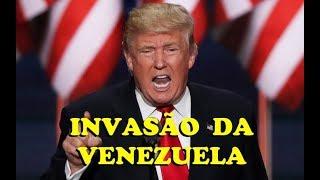 Resumo da Ameaça de Trump contra a Venezuela