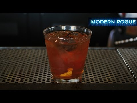 Making an Old Fashioned