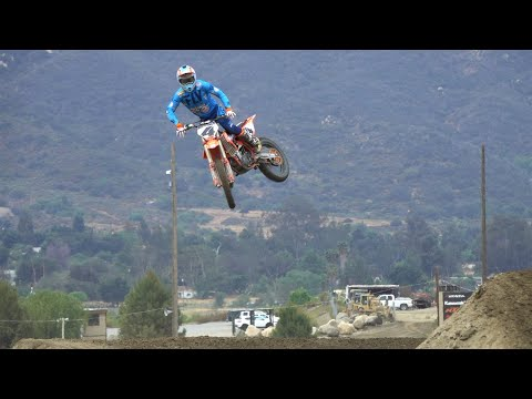 Blake Baggett | Cool Under Pressure - Presented By Engine Ice | TransWorld Motocross