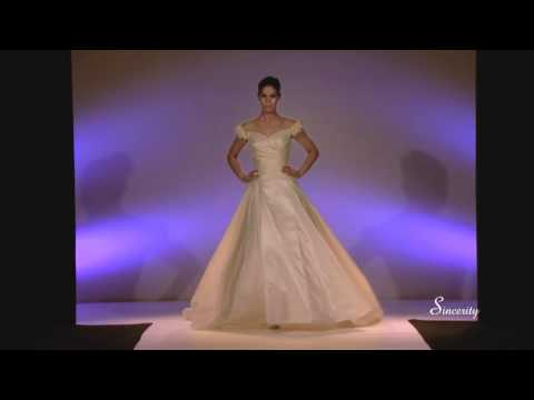 Sincerity Bridal Spring 2011 Fashion Show