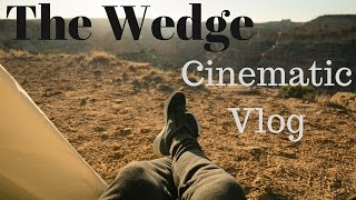 How to Lose Your Mind Alone in the Desert | THE WEDGE | Cinematic VLOG | SONY a6300