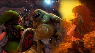 Curiosidades da Tribo Goron! - The Legend Of Zelda