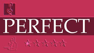 Guitar Mandolin Ukulele Banjo Chords Tutorial - Perfect Symphony - Ed Sheeran (Sheet Music)