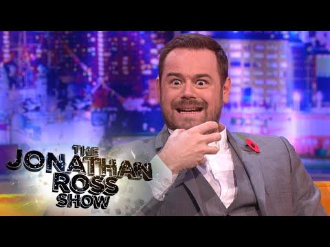 Danny Dyer Buys A Slush Puppy Machine - The Jonathan Ross Show