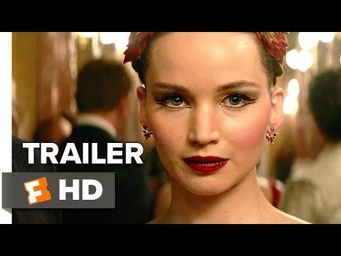 Red Sparrow Trailer #2 (2018)   Movieclips Trailers