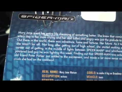 MARY JANE THE TOY SPOT REVIEWS
