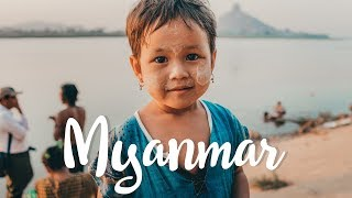 THE BEAUTY OF • MYANMAR • 2018