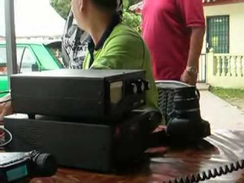 Penang Amateur Radio Field Day -17Jul 2010- QSO