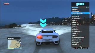 PS3/1.26/1.27 |  GTA 5 SPRX Mod Menu  Gnxks [UPDATED v1.3 ]  | BLES/DEX  DOWNLOAD