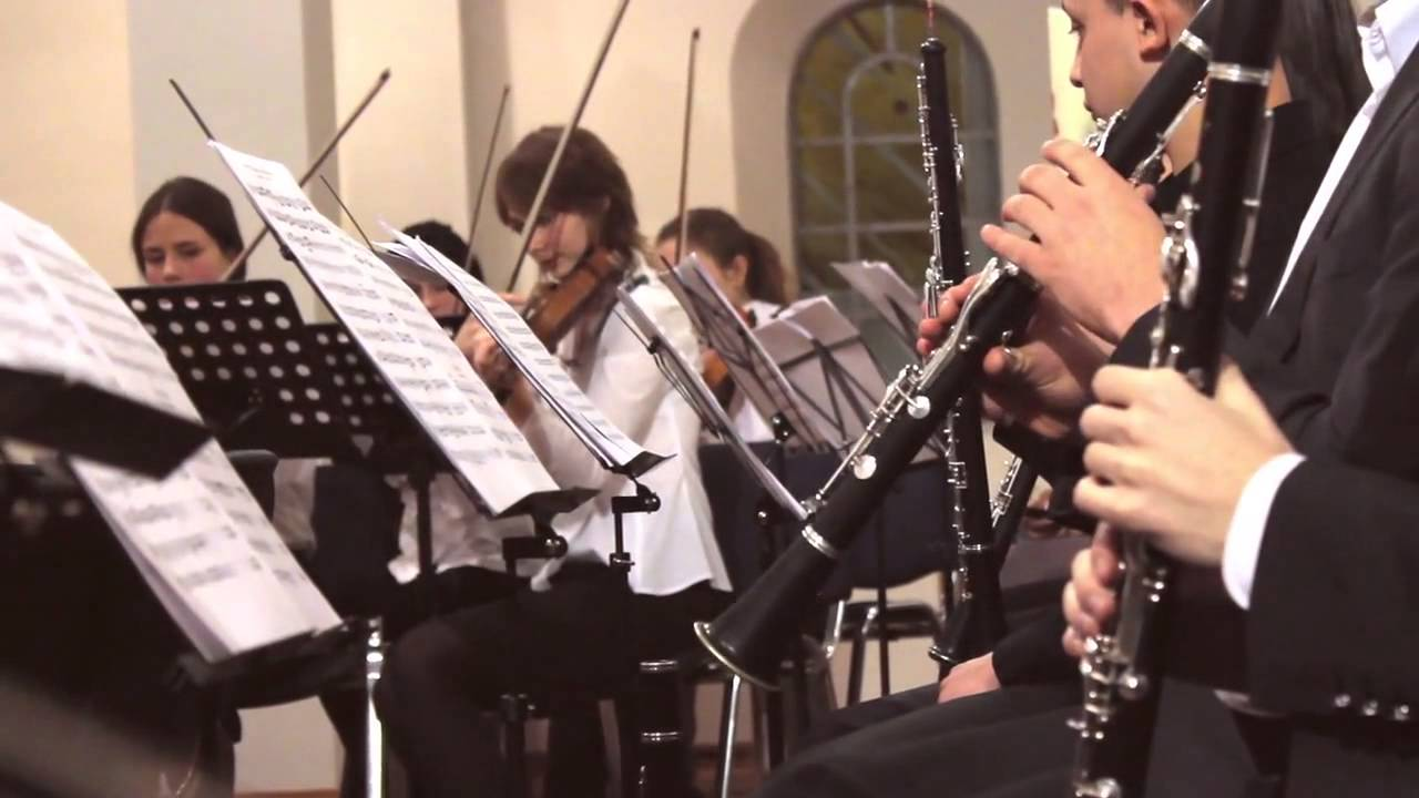 Пичайковский симфония 4 (часть 2) / pitchaikovsky symphony 4(part ii)