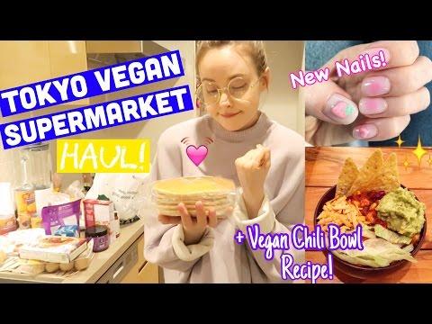 Vlog | My Diet Explained, Vegan Grocery Haul & Vegan Chili Bowl Recipe
