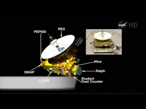 New Horizons: Nasa spacecraft nears encounter with dwarf planet Pluto and its moon Charon