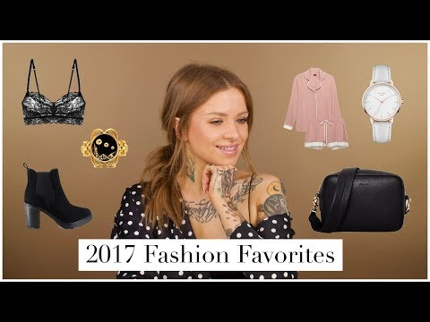 2017 Fashion Favorites | Vegan & Ethical Options
