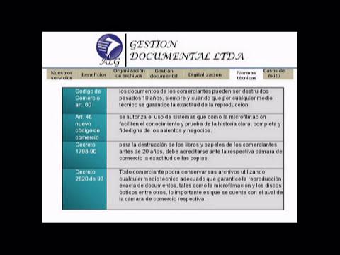 ALG - GESTION DOCUMENTAL