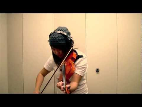 Gym Class Heroes Ft. Neon Hitch - Ass Back Home (violin Cover) video