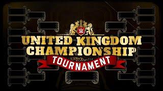 WWE United Kingdom Championship Tournament bracket revealed