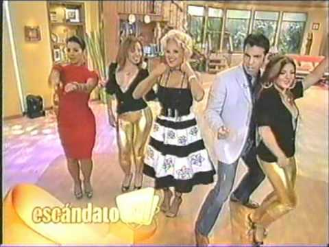 Sexy Bailarinas de Escandalo Tv Dancers 2