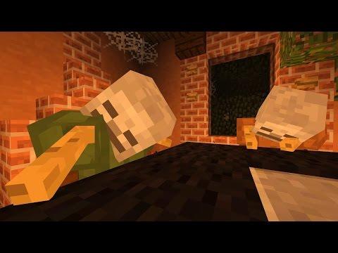 САМАЯ СТРАШНАЯ КАРТА В MINECRAFT! Дом с привидениями!