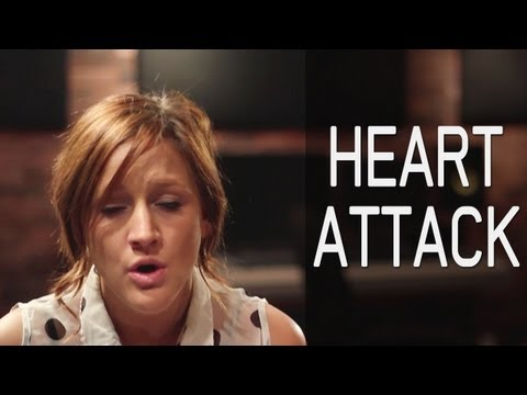 Heart Attack - Demi Lovato - Official Music Video Cover - Katy McAllister & Jeff Hendrick