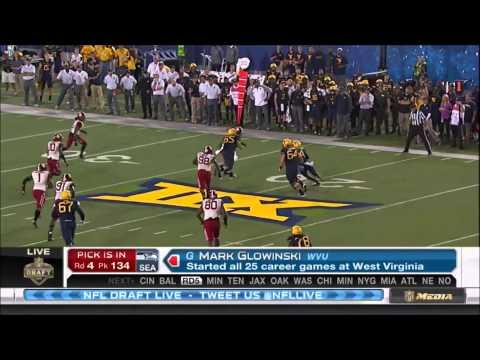 Seattle Seahawks 2015 NFL Draft Highlights