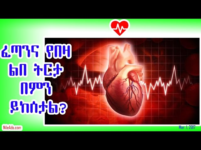 (Amharic) Heart beat and health effects - VOA