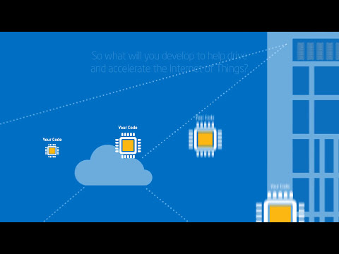 Intel IoT -- What Does The Internet of Things Mean?