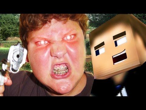 MAJOR SQUEAKER RAGE IN MINECRAFT Minecraft Trolling