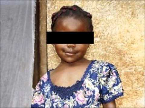 African Girl Sold To Europe for