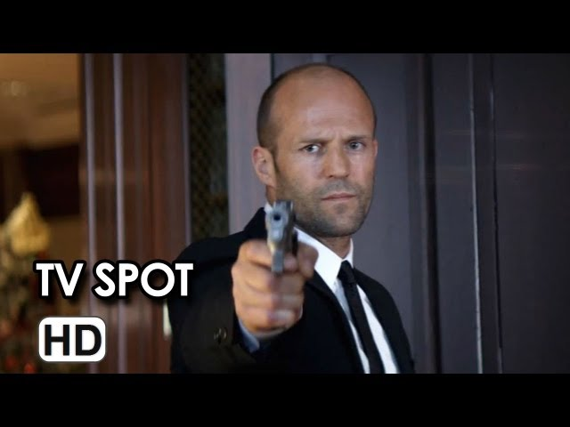 Redemption TV Spot #1 2013 -  Jason Statham