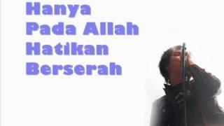 Opick feat Amanda - Hanya Hamba Allah _ Lirik