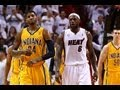 Mutual Respect: LeBron James and Paul George