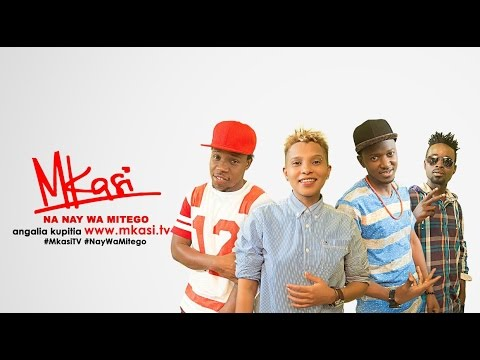 Mkasi Promo With Nay Wa Mitego