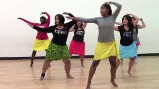 HOT HULA fitness Dance Workout - Week 1 - Part 1