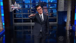 Trump Gets Ready For Day One-ish by : The Late Show with Stephen Colbert