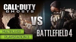 Battlefield 4 x Call Of Duty Ghosts - Multiplayer