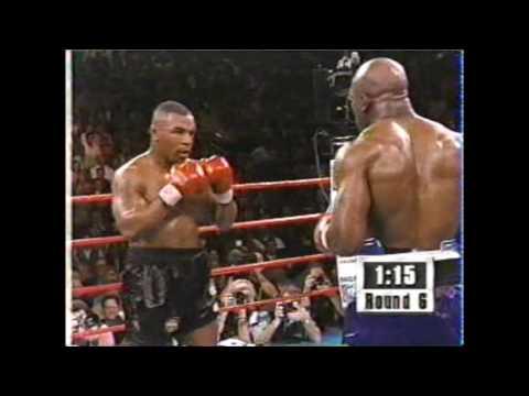 Легендарные бои — Тайсон-Холифилд (1996) | FightSpace