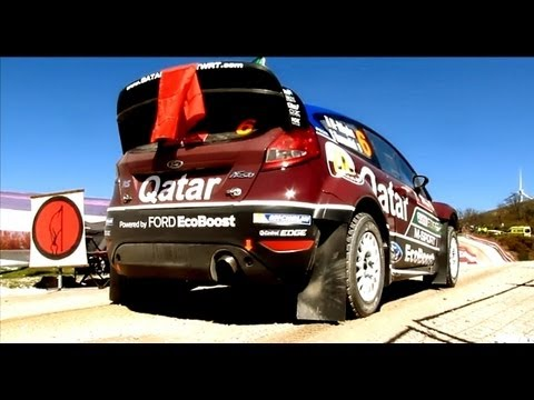 WRC Fafe Rally Sprint 2013 (Pure Sound)