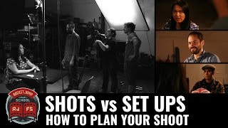 Shots vs. Set Ups