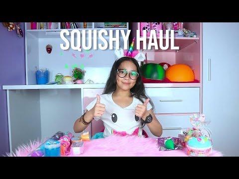 SQUISHY HAUL CHANTIKA PART 2