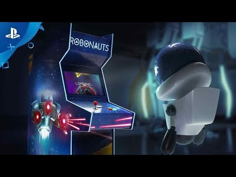 Robonauts - Launch Trailer | PS4