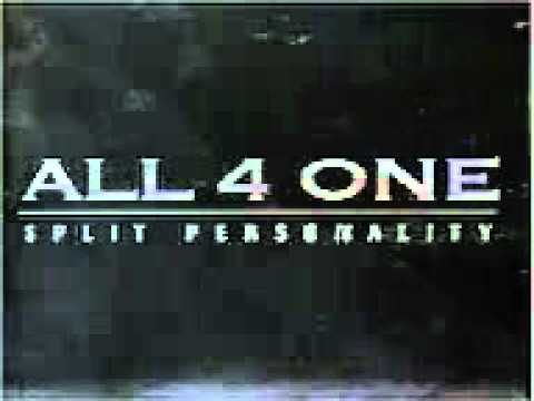 All 4 One - I Just Wanna Be Your Everything