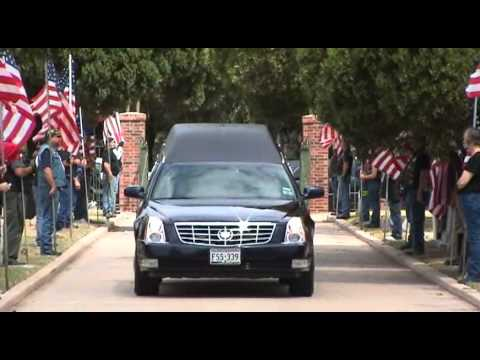 USA Spc Alexis V. Maldonado - Military Funeral 08/30/10 Video