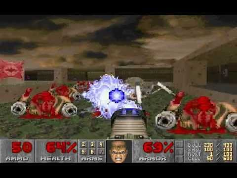 Doom2 Done Quick 21:16 (Player View)