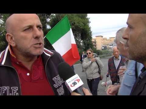 Magliana in rivolta contro i rom
