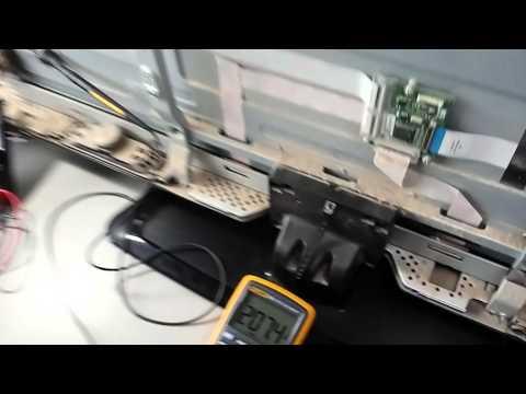 TEC INFO ELETRÔNICA   TV  PLASMA   LG 50PN4500   NÃO LIGA