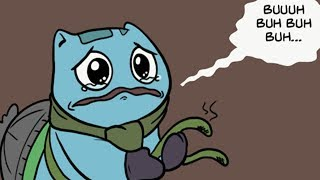(Pokemon Comic Dub) - Adventure Awaits! [The Cave] Part 4