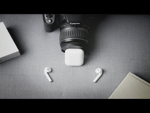How can Apple Airpods HELP YOUR VIDEO QUALITY? | Airpods Tutorial | Apple Airpods Review
